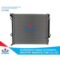 Buy cheap Brazing Aluminum Toyota Radiator Auto Parts Kzj120 1kzt Mt 16400-67212/67213 from wholesalers