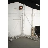 Quality Aluminum Alloy Handy Speaker Trade Show Display Truss / Concert Lighting Truss for sale