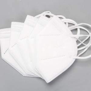 Quality GB2626-2006 Folding Anti Fog KN95 Respirator Earloop Mask for sale