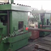 Quality oil casing tube upsetting press for Upset Forging of drill collar for sale