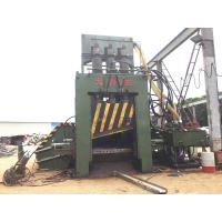Quality Simple Control Hydraulic  Metal Shear for Scrap Boards 10 - 15 Tons / Q91 - 500 for sale