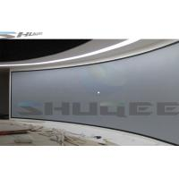 Quality Customized 3D Cinema System, Large Arc Theater Screen For Exhibition, Popular Science for sale