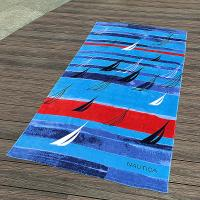 Quality Teens Surf Shark Beach Towel Nice Water Absorption For Holiday Gift for sale