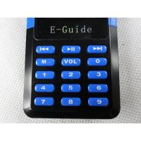 Buy 006A Wireless Audio Guide System , Handheld Type Audio Tour Guide Equipment at wholesale prices