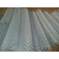 Quality galvanized chain link fence(diamond wire mesh)/pvc coated chain link fence for sale