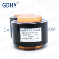 Quality LOW LOSSES 21UF 500VAC Induction Heater Capacitor for sale