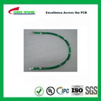 Quality Circuit Board Fabrication Double Sided PCB Board Making Securit And Protection With 2L FR4 for sale
