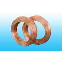 Copper Coated Bundy Tube 6mm X 0.65 mm , GB/T 24187-2009 Standard for sale