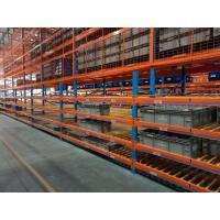 Quality Spray Painting Warehouse Racking System Heavy Duty Q235 Steel Conventional Standard for sale