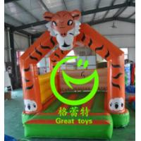Quality 2016 hot sell inflatable bounce house with 24months warranty from GREAT TOYS for sale