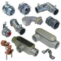 Quality Nickel Plating Brass Conduit Fittings Metal Turned For Automatic Equipment for sale