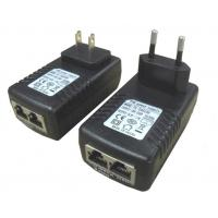 Quality Over Voltage Protection 12W 12V 1A AU Poe Power Adapter Poe Injector UL / CE for sale