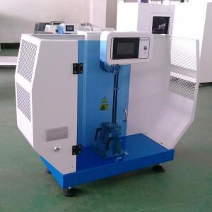 Buy cheap 1J,2.75J,5.5J,11J,22J Digital Pendulum Izod Impact Strength Testing Machine with ISO 180 from wholesalers