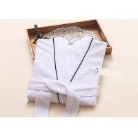Buy Environment Friendly Dying Luxury Bath Robes , Terry Towelling Dressing Gown at wholesale prices