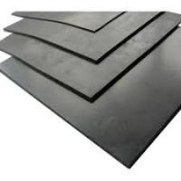 Buy Cheap high temperature clear thin transparent silicone rubber sheet for sale/thin black rubber sheet at wholesale prices