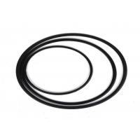 Quality Black D Ring Seal , PU / NBR Corrosion Resistance Breaker Backup O Ring for sale