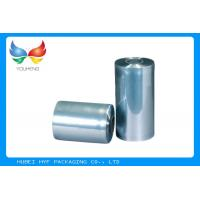 Quality Transparency Blown PVC Heat Shrink Film For Bottles Printing Neck Sleeve for sale