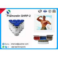 Quality High Purity Human Muscle Building Injection Peptides Pralmorelin GHRP-2/GHRP2,3,1 CAS158861-67-7 for sale