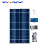 Quality 250w 260w 300w solar panel cell 156x156 polycrystalline silicon for sale