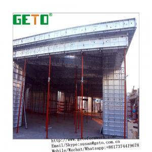 China The Cheapest Concrete Slab Column Metal Formwork System Board/Aluminium System Formwork/Aluminum Alloy Window on sale