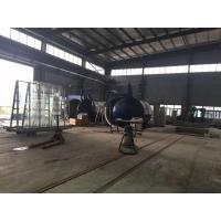 Quality 2M Or Customized Inner Diameter Glass Laminating Autoclave Machine / Glass Autoclave For Bricks / Glass / Wood for sale