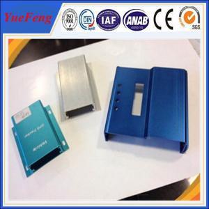 Quality 6063 Extrusion aluminium profile end cap, aluminum composite panel factory for sale
