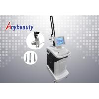Quality RF Tube Fractional Co2 Laser Skin Resurfacing Vaginal Tightening Devices for sale