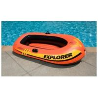 Quality Summer Days Rigid Inflatable Ferry Barge Rubber Dinghy With Friends for sale