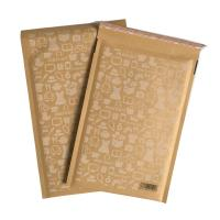 China Durable Browm Kraft Bubble Mailers Padded Envelopes Hot Melt Adhesive Glue for sale