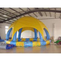 Quality Hot Sale Inflatable Pool With Tent for sale