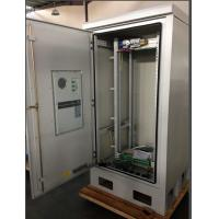 Quality telecom cabinet two compartment for sale