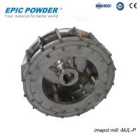 Quality Agriculture Salt Grinding Pin Mill Pulverizer Low Temperature Operating for sale