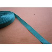 Buy Polyester nylon Custom Color Shiny Elastic Binding Tape , Elastic bra straps at wholesale prices