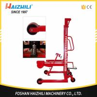 Quality Best selling material handling equipment high quality manual oil drum stacker for sale