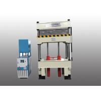 Quality Multi - Layer Hydraulic Vulcanizing Press With Electric Heating Plate for sale