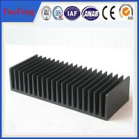 Quality Aluminium heat sink manufacturer from China ,OEM Aluminium heat sink for power amplifier for sale