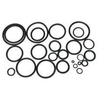 Quality Waterproof Silicone Rubber Rings Pressure Resistant For Bathroom Facilities for sale