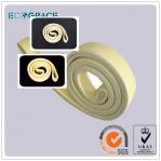 Quality Kevlar Roller Seamless PBO Kevlar Felt Belt / Roller For Glass / Aluminum / Steel industry for sale