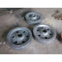 Quality Stacker Travelling Wheel Alloy Steel Castings Reliable EN 100831-1991 for sale
