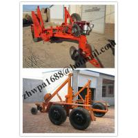 Quality low price Cable Winch,Cable Drum Trailer, new type Cable Drum Carrier for sale