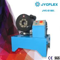Quality high box automatic hydraulic hose crimping machine/portable hydraulic hose crimper for sale