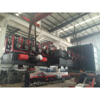 Quality Auto C&Z Purlin Roll Forming Machine for Light Steel Structure Buildings Exported to KSA for sale