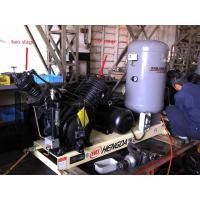Quality 10HP 30Bar Piston Type Air Compressor , Low Noise Oil Free Air Compressor for sale