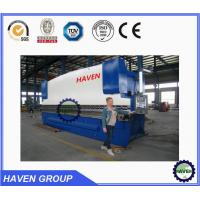 China WC67 Series Hydraulic Press Brake and Metal Bending Machine on sale