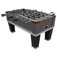 China High Grade Football Game Table 5FT Marble Tournament Soccer Table With Wood Handle on sale