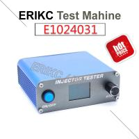 Quality ERICK diesel fuel injection pump test machine auto petrol pump testing machine and engine injector test bench used car for sale