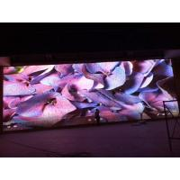 Rental Full Color LED Video Screen Adjustable Brightness With Die Cast Aluminum Cabinet for sale