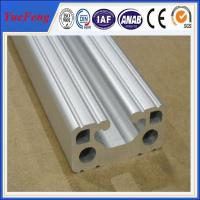 Quality 10mm t slot bosch extruded aluminum profile for equipment frame for sale