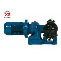 Buy cheap Electric Motor Drive Air Diaphragm Pump , Stainless Steel Sewage Pump from wholesalers