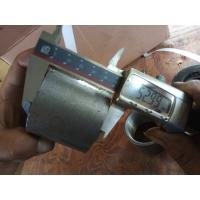 """Buy cheap ASTM A53/A865 coupling 2"""" taper tapped NPT Thread coupling Black painting from wholesalers"""